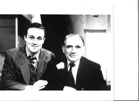 Sam and Jonathan Kydd 1980 001