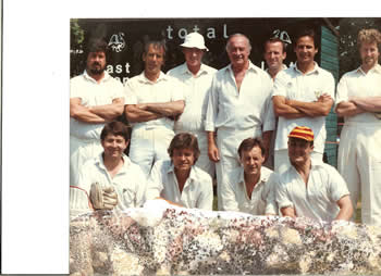 Sargent Men Cricket Team 001